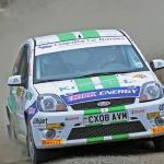 Thomas Watson's Pirelli International Rally 2009